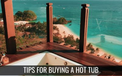Things to Consider before Buying a Rustic Hot Tub